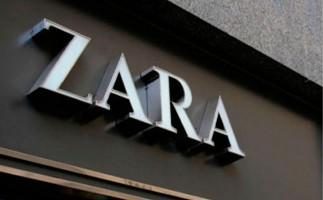 Отделочные работы в магазине «Zara»
